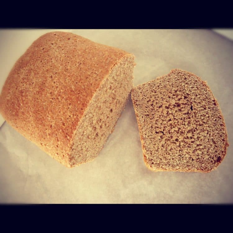 This whole wheat honey bread is hearty and soft with a touch of sweet. Perfect for sandwiches ,toast, and anything else you can think of.