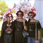 The Day of the Dead Festival Oceanside California is a community event that celebrates the Mexican tradition with music, food, dance, altars