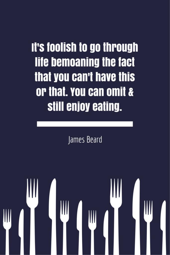 james beard quote