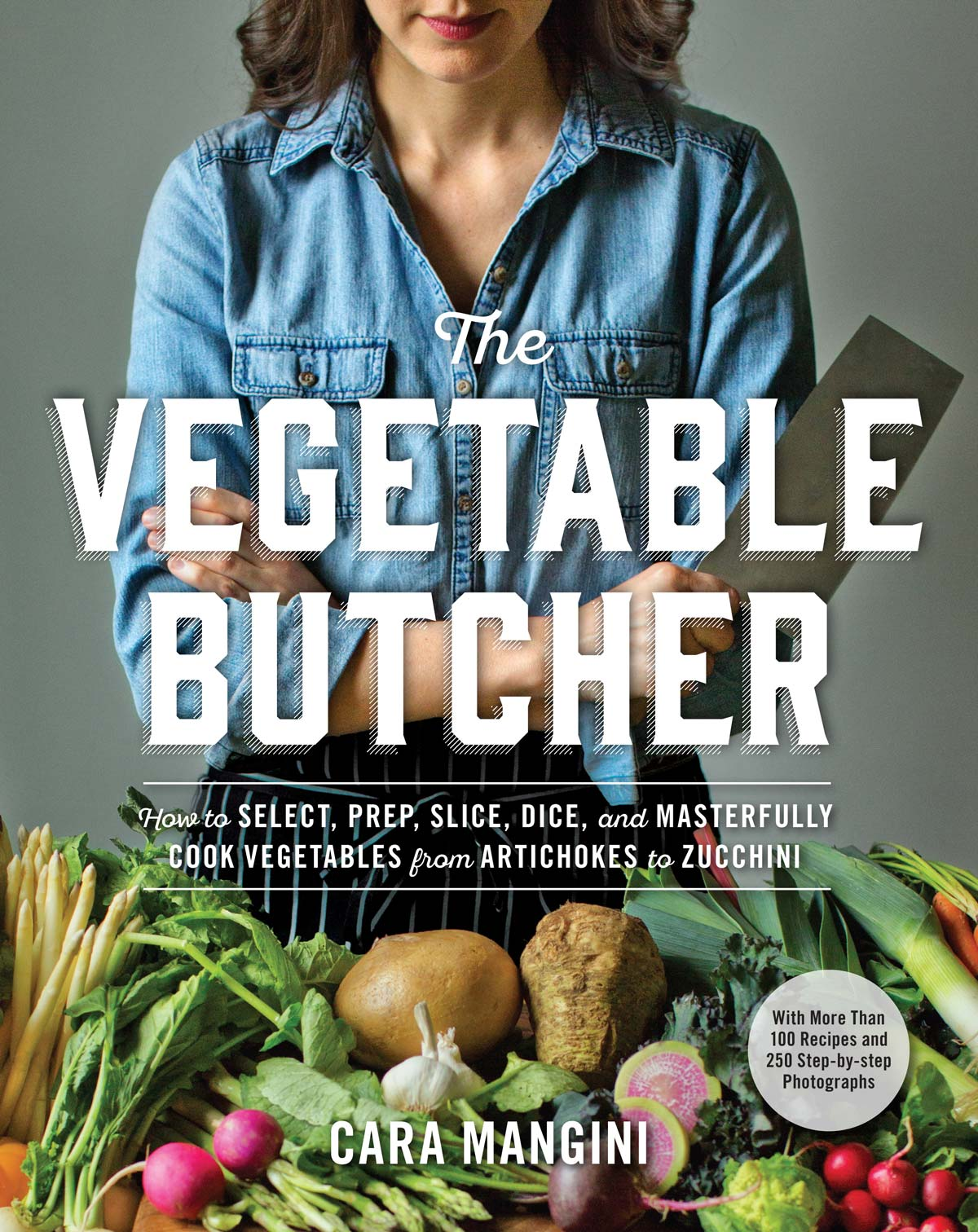 The Vegetable Butcher Review and Giveaway
