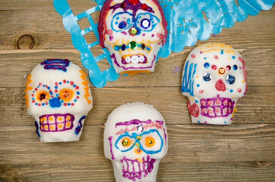 Day Of The Dead Vegan Sugar Skulls Dora S Table Vegan Mexican