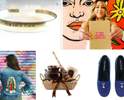 This vegan latino gift guide is inspired by our love of Latino culture, they are made or curated by Latino business owners and entrepreneurs.