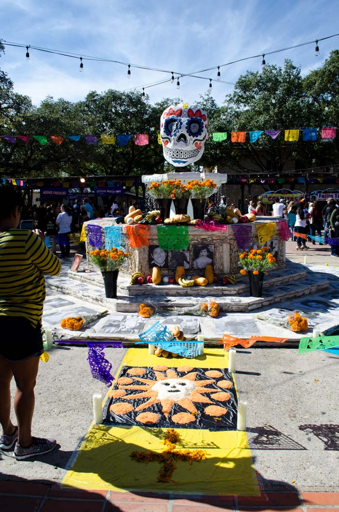 La Villita Day of the Dead Festival « Dora's Table | Vegan Mexican