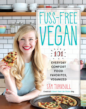 Fuss-free vegan cookbook