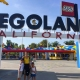 Family in from of Legoland California tips to have an amazing Vacation.